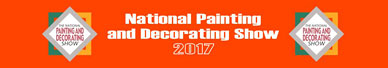 National Painting and Decorating Show 2017 logo